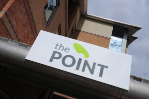 The Point at Kidderminster College