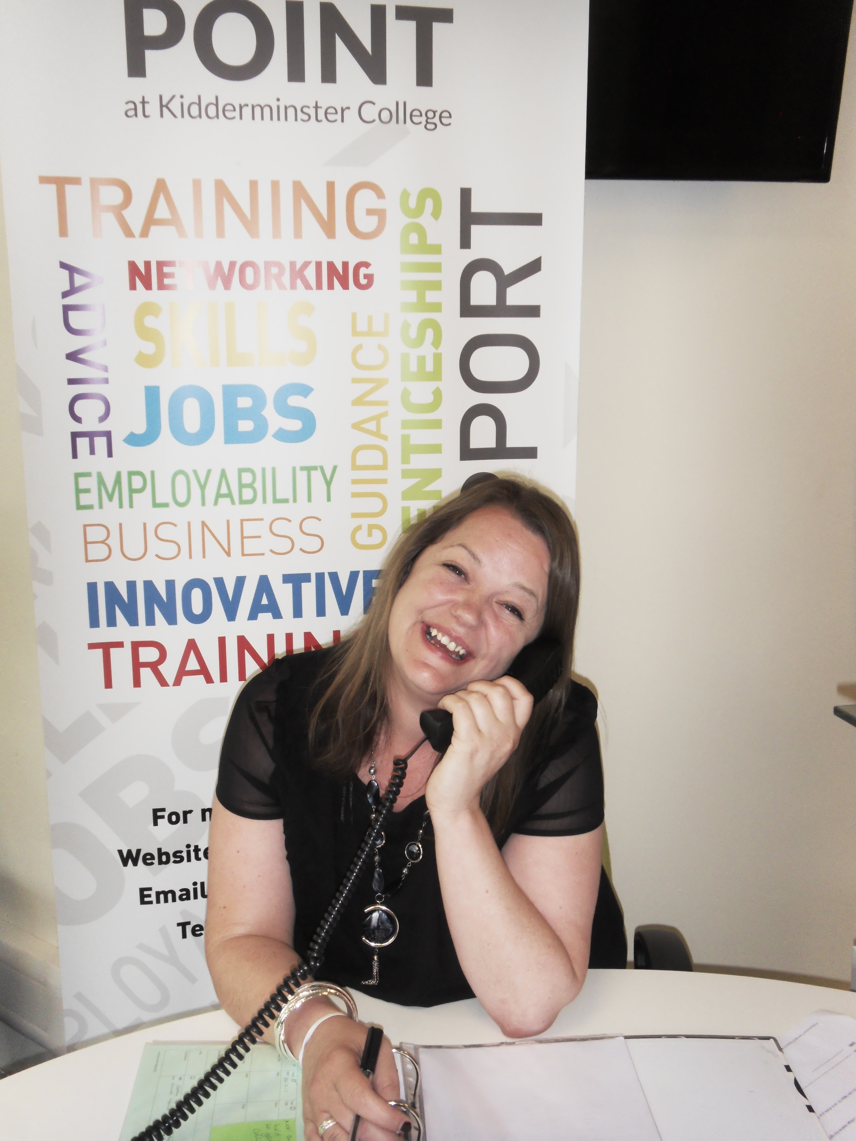 Tara Branagh joined an Employability Programme at the Point
